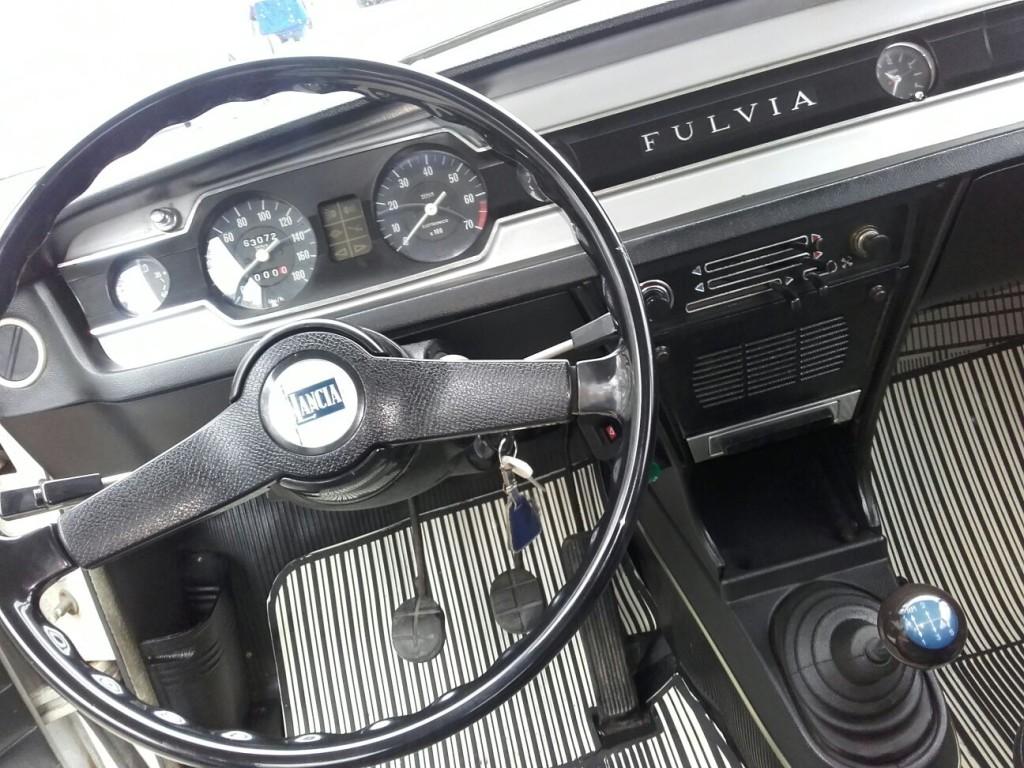 Fulvia Lancia ZABYTKOWY (7)