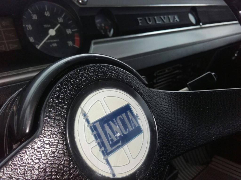 Fulvia Lancia ZABYTKOWY (1)