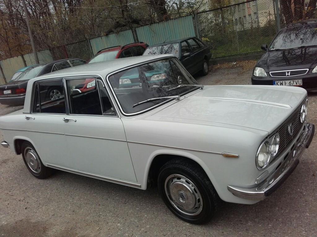 Fulvia Lancia ZABYTKOWY (2)