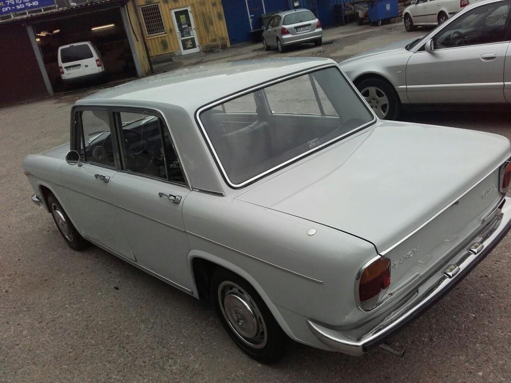 Fulvia Lancia ZABYTKOWY (3)